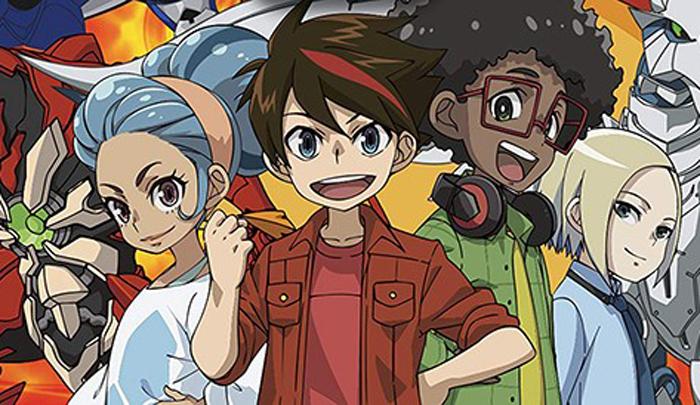 tv series voor kinderen, bakugan