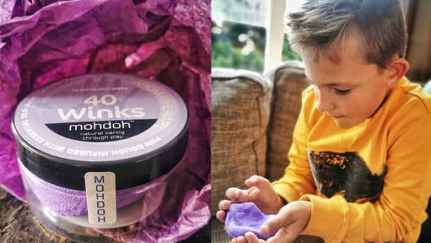 Mohdoh AromaTheraPutty, putty met lavendel geur