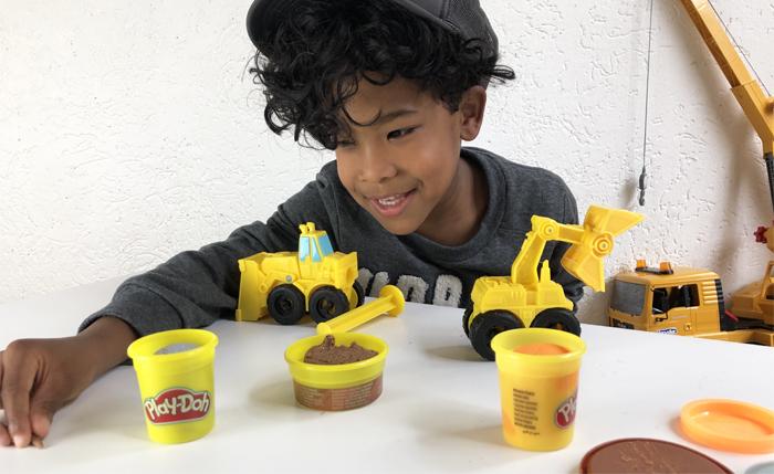 Play Doh Wheels, speelgoed winnen, winactie