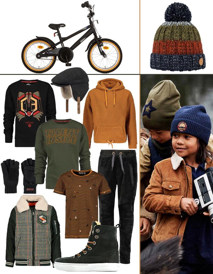 Jongenskleding winter, alpina comet, boyslabel