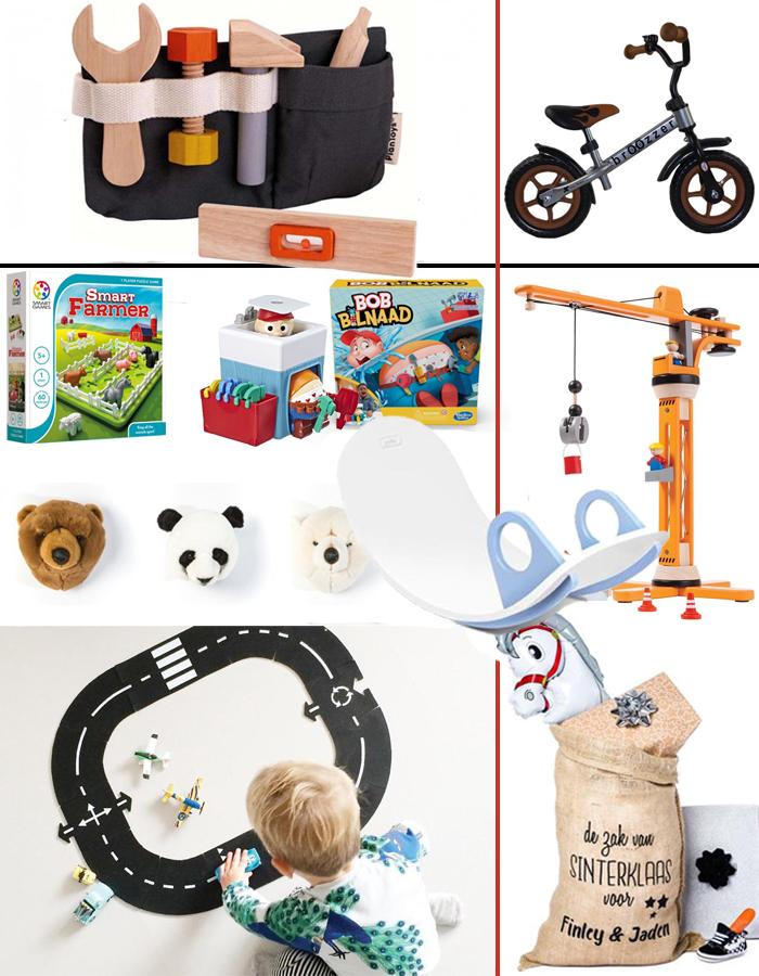 Sinterklaascadeautjes, Sinterklaas cadeau jongens, sint kado jongen 3 jaar, sinterklaas cadeau kind 4 jaar, boyslabel, sinterklaas blog, sinterklaas cadeau inspiratie