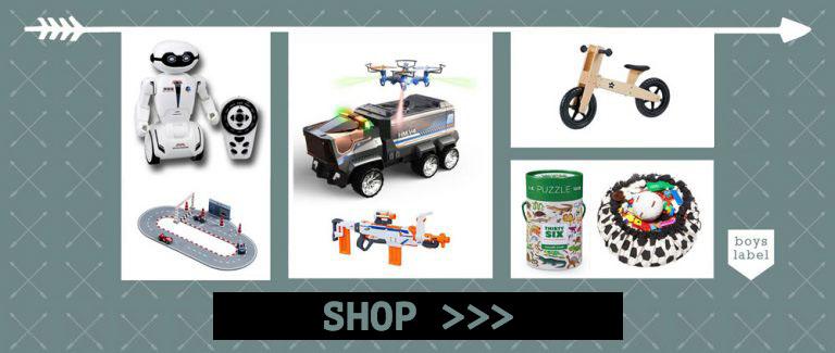 jongensspeelgoed, boyslabel, speelgoed shop