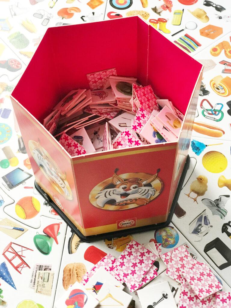 lynx, lynx spel, leuk spel voor klein en groot, familiespel