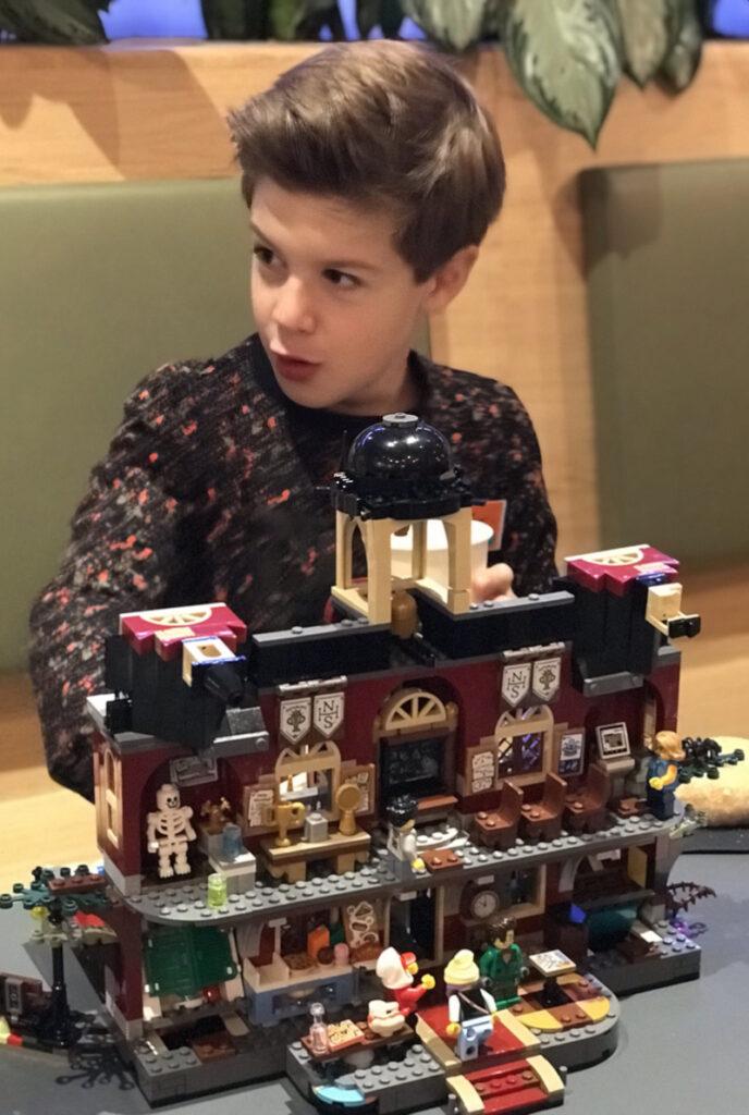 speelgoed van het jaar 2019, winnaars speelgoed van het jaar, LEGO hidden side spookslot