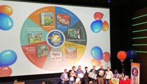 winnaars speelgoed van het jaar verkiezing