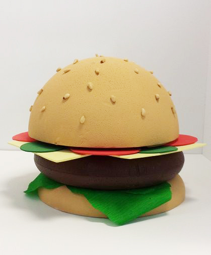 hamburger maken, hamburger surprise maken