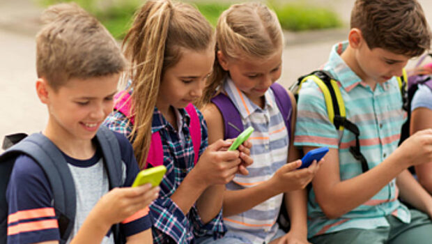 smartphone gebruik, afspraken smartphone gebruik kind