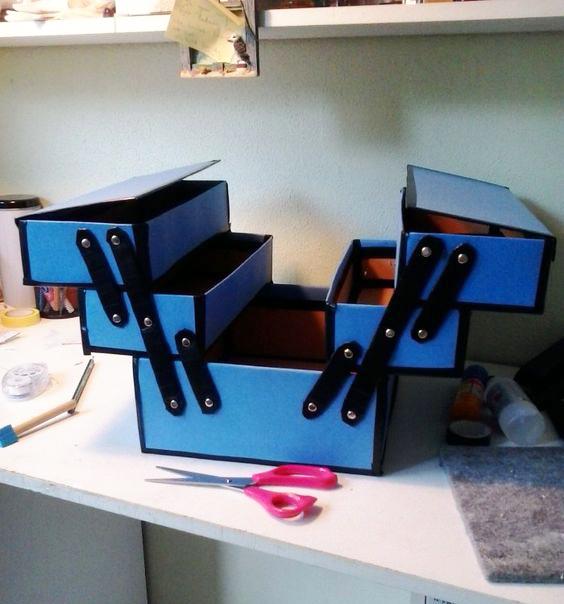 toolbox maken