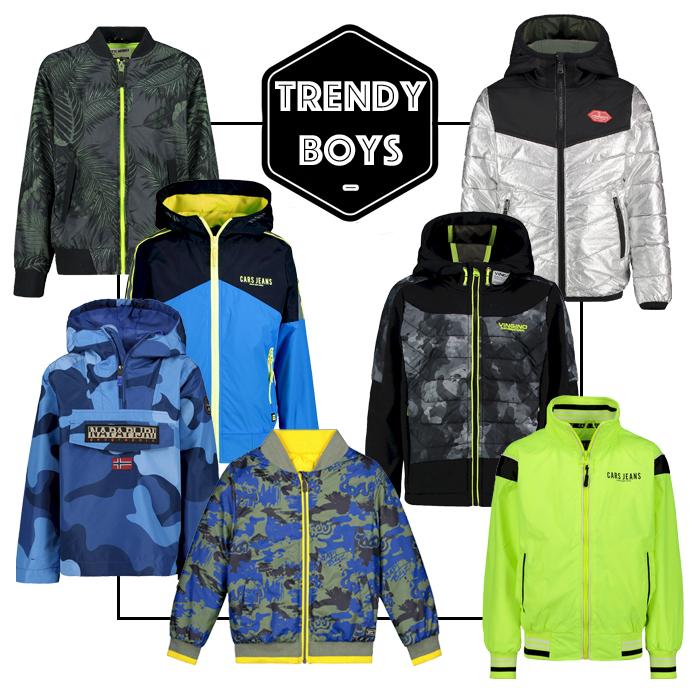 stoere zomerjassen jongen, jongensjas, zomerjas jongen 2020, boyslabel, jongensjassen