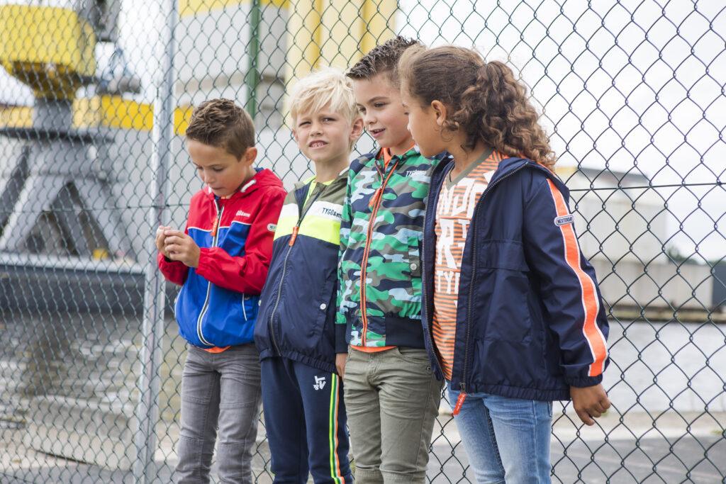 tygo vito zomerjas, jongensjas betaalbare kinderjas, zomerjassen jongens