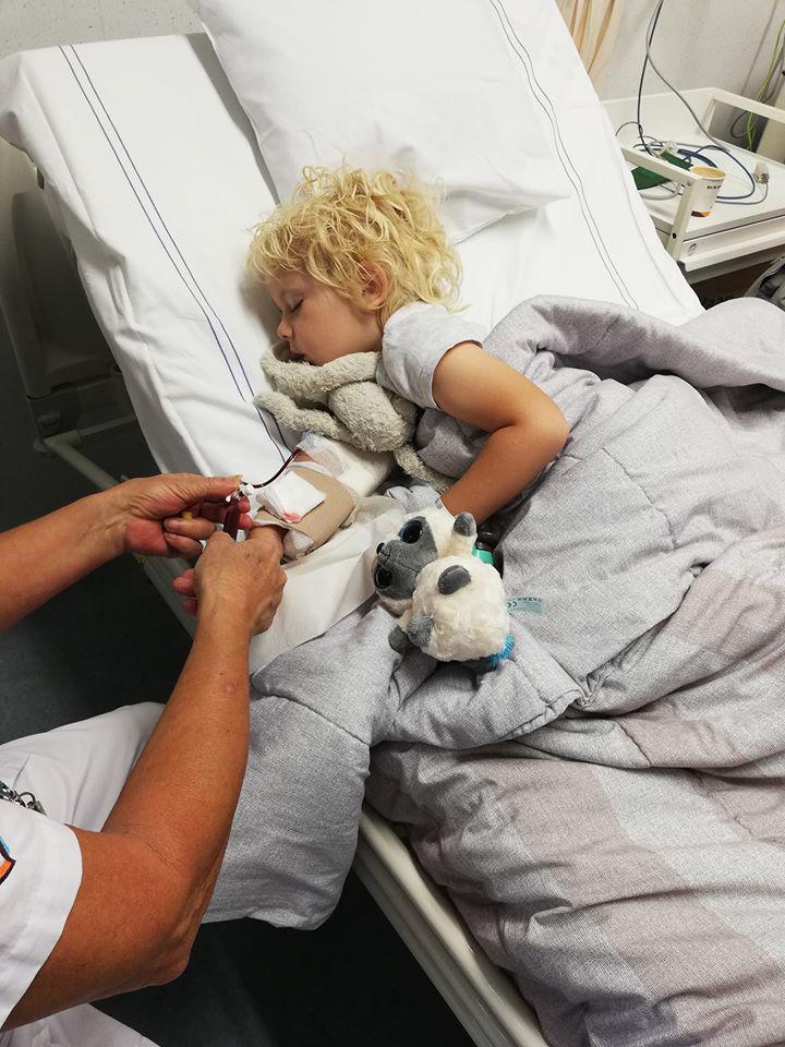 ziekenhuis kind