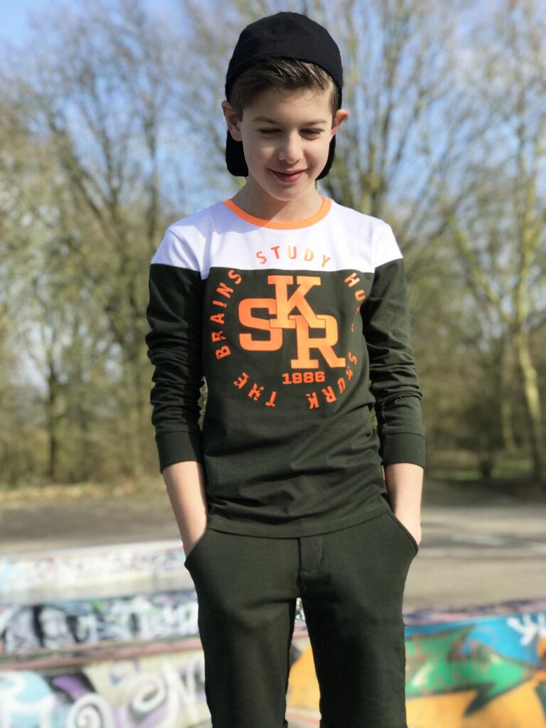 SKURK, skurk boyslabel, skurk jongenskleding online kopen, skurk zomer 2020, outfit of the day jongens