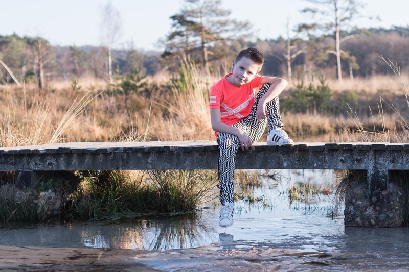 combineren jongenskleding, neon shirt jongen, bnosy shirt