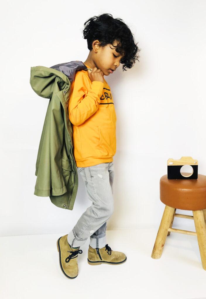 stoere jongensoutfit, voorjaarskleding, voorjaars outfit jongen