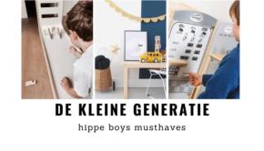 DE KLEINE GENERATIE, hippe boys musthaves, de kleine generatie, houten speelgoed, speelhuisjes