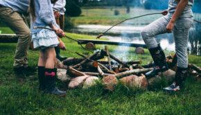 Tips voor kamperen met kinderen