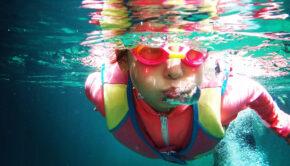 beginnen met zwemles, zwemles, zwemles kind