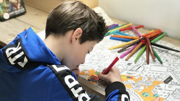 thuis spelen en leren tijdens de Coronacrisis, thuis leren, thuisblijven kind, kinderen thuis, leuke tips thuis blijven