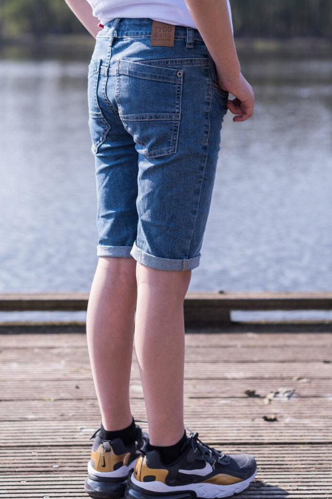 tygo vito jeans korte broek
