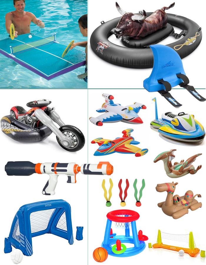 zwembad speelgoed