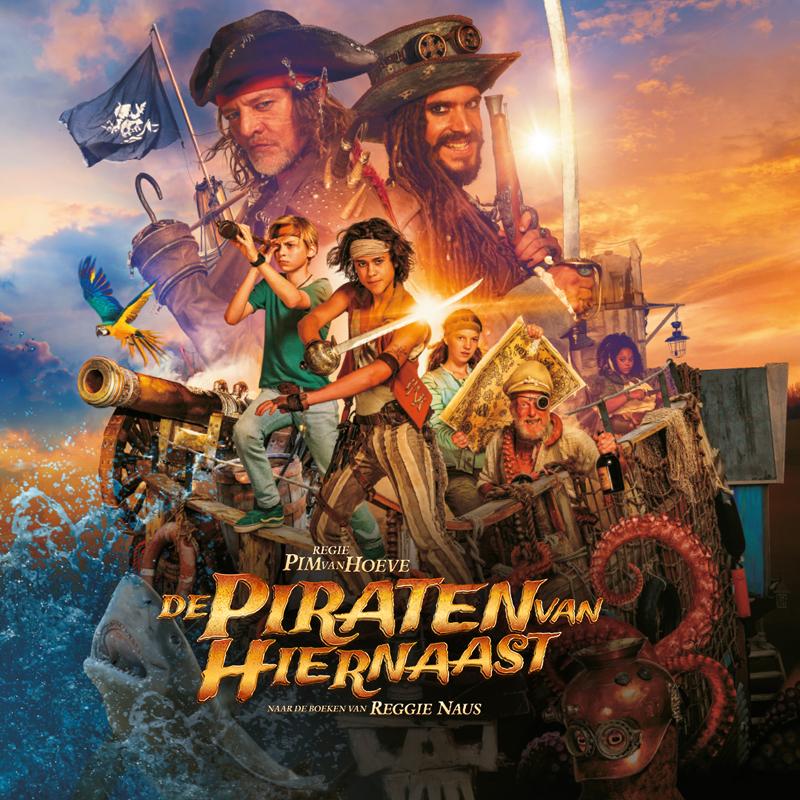 De piraten van hiernaast , de piraten van hiernaast film, de piraten van hiernaast winactie, bioscoop winactie