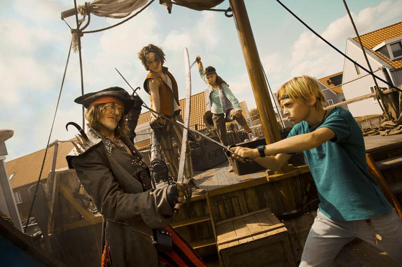 De piraten van hiernaast , de piraten van hiernaast film, de piraten van hiernaast winactie