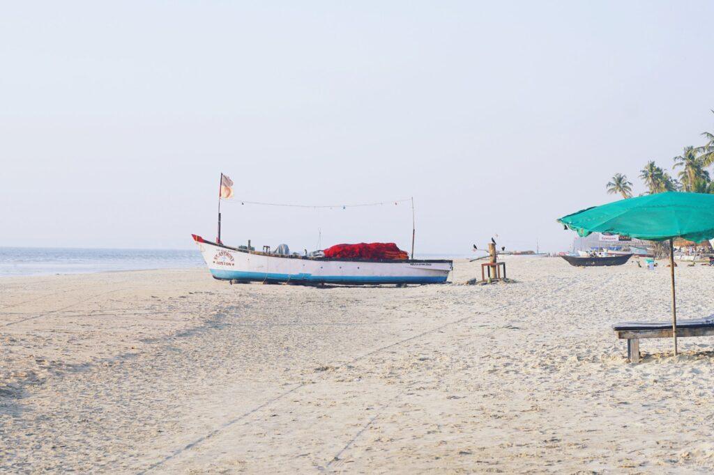 vakantie met kinderen, india met kinderen, visum india, goa beach