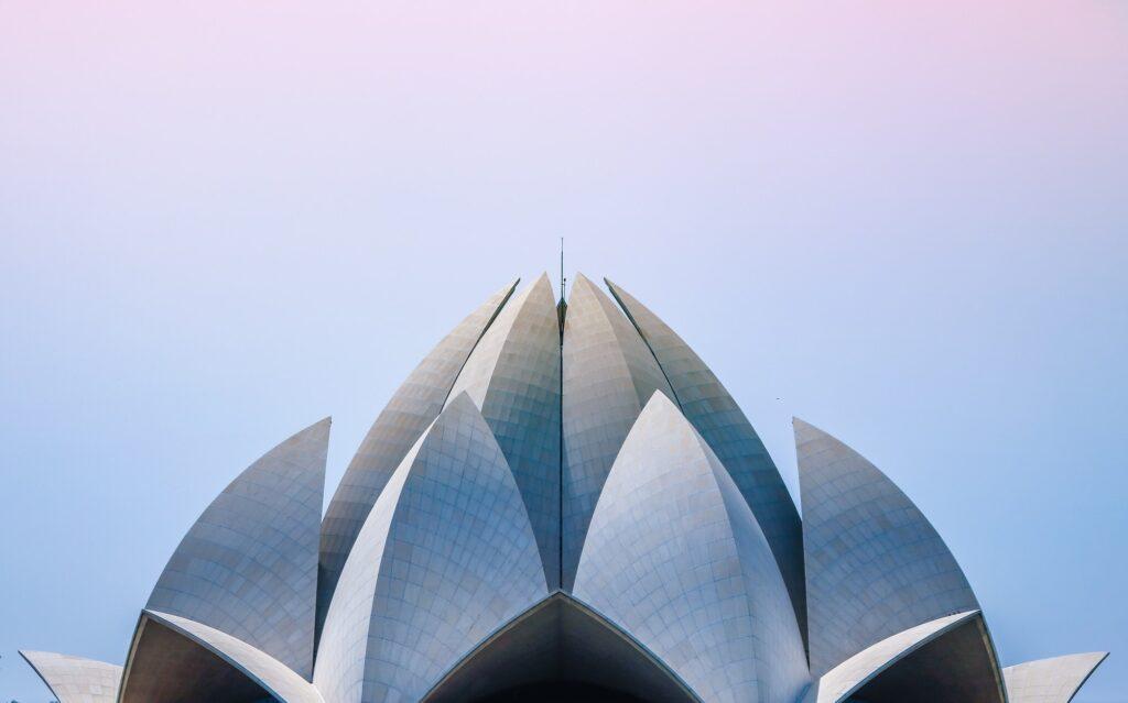 lotusbloem, india