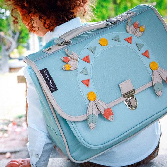 caramel et cie, kleuterboekentas, kleuter schooltas, boekentassen