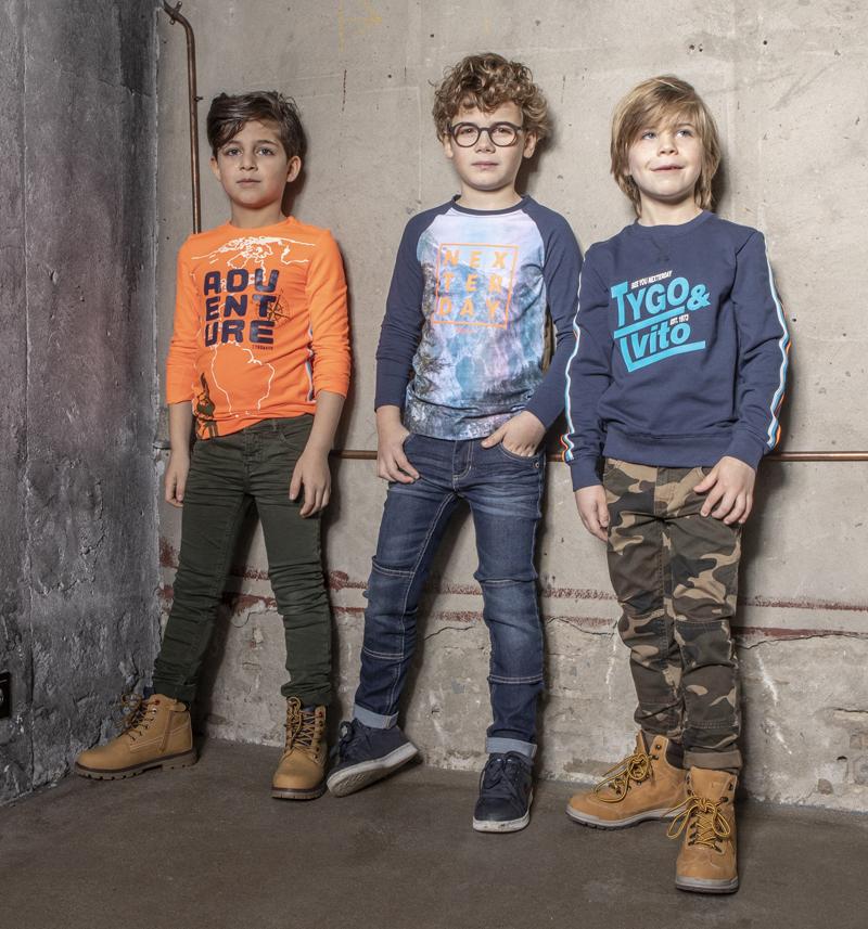 tygo vito, jongenskledingmerk, betaalbare jongenskleding, kinderkleding winter 2020-2021, nieuwe collectie Tygo vito, tygo vito winter 2020-2021