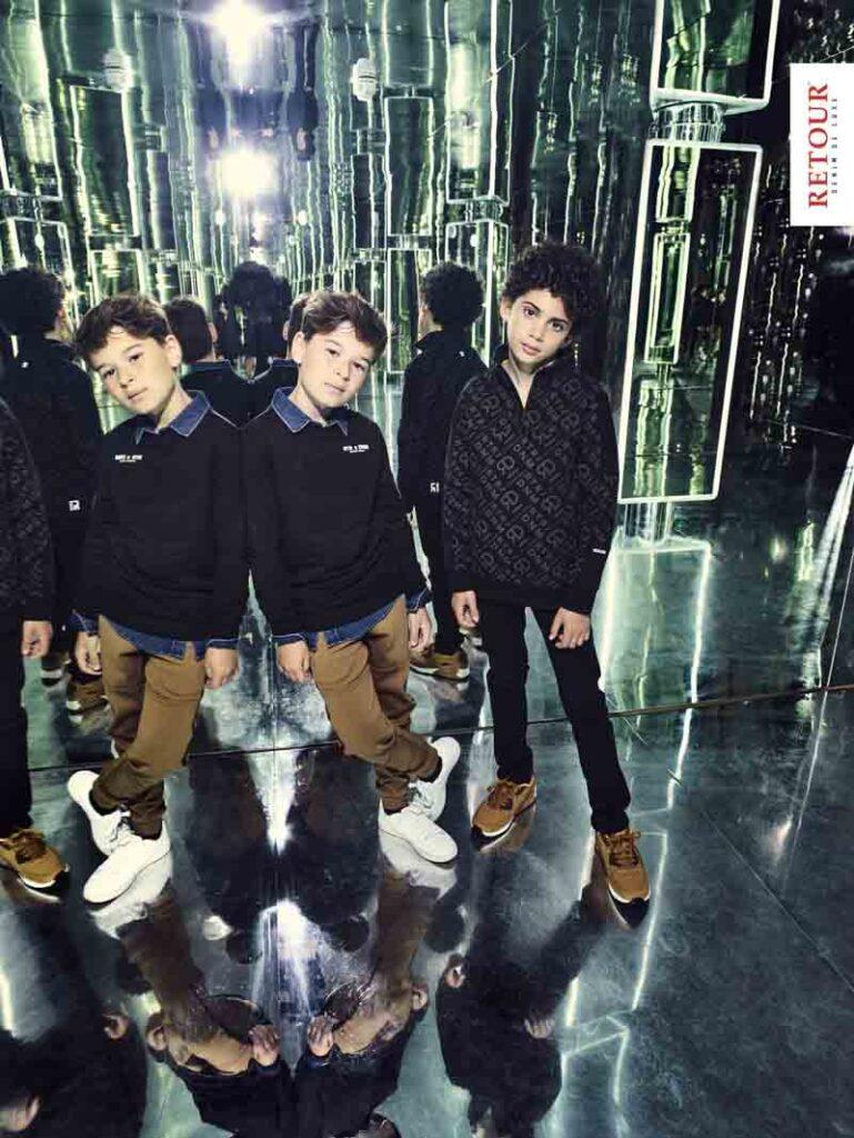 Retour Jeans, retour kinderkleding, retour denim de luxe, retour winter 2020-2021, nieuwe collectie retour jeans