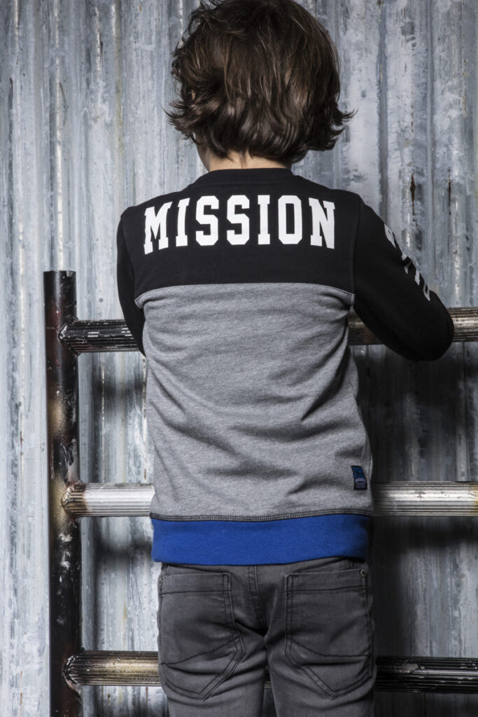 mission sweater