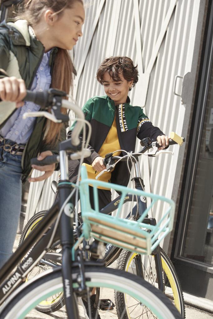 stoere kinderfietsen, alpina retour fiets