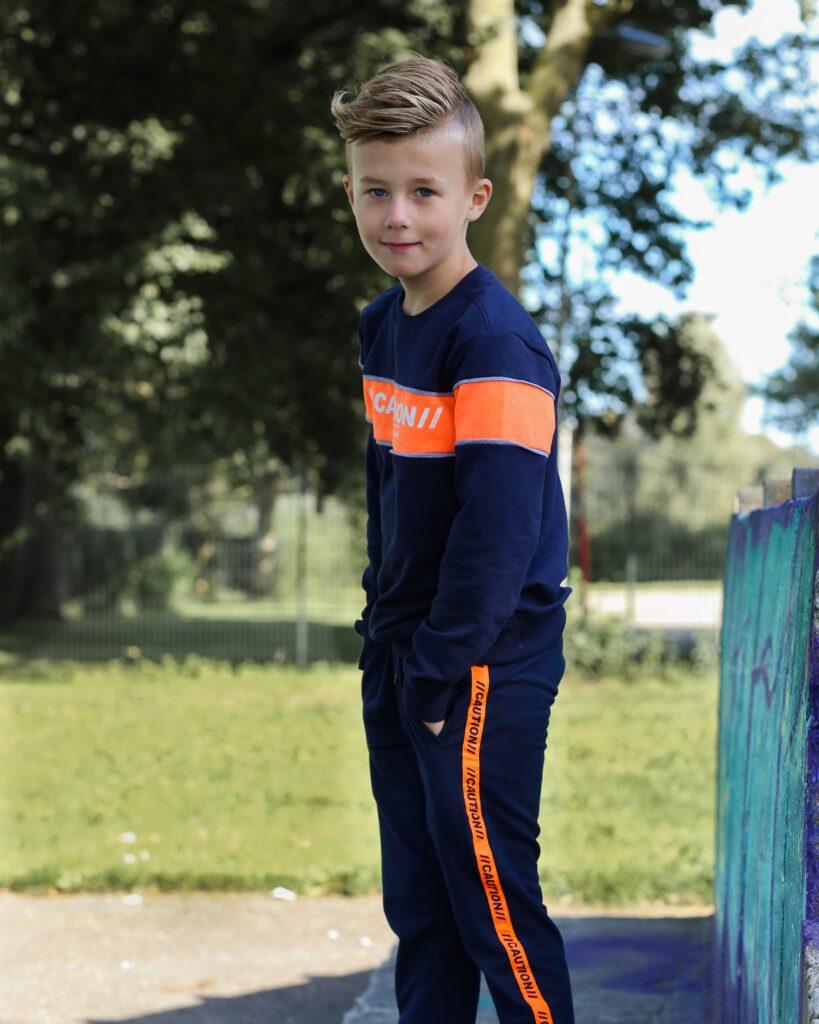 tygo vito kleding, jongensoutfit, comfy outfit jongen, joggingset jongen, jongenskleding herfst winter 2020