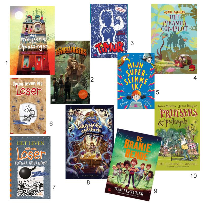 Kinderboek jongen, kinderboeken voor 8 tot 10 jaar, jongensboek 10 jaar, kinderboekenweek 2020