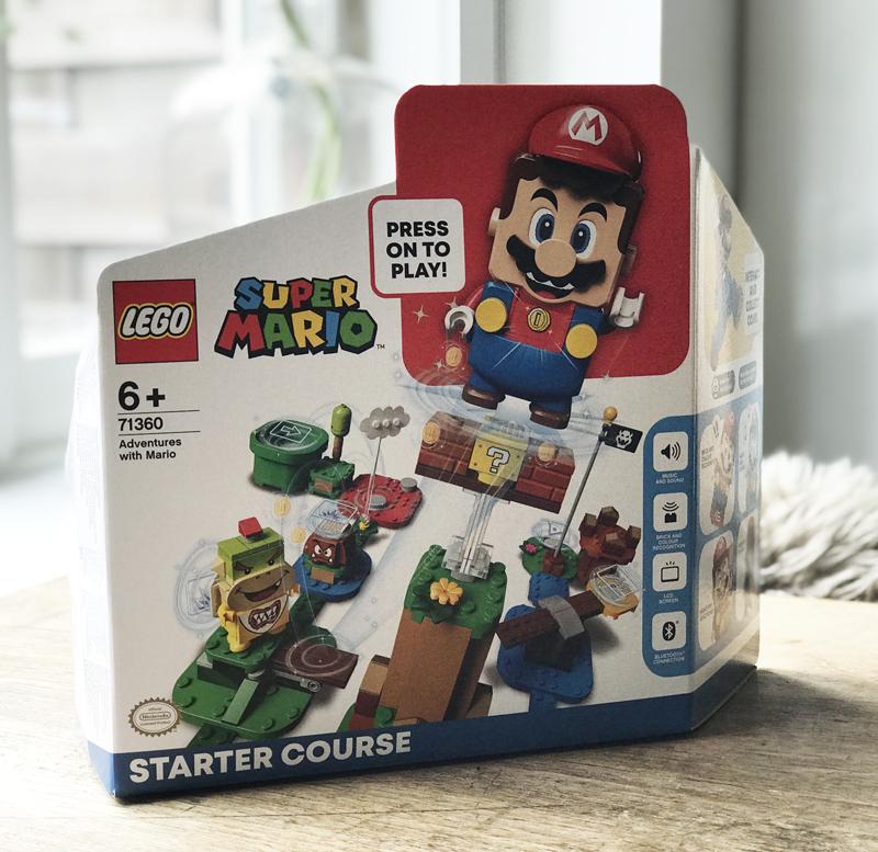 LEGO SUPER MARIO startset, LEGO SUPER MARIO review, speelgoed review, speelgoed van het jaar 2020, jongensspeelgoed, jongenscadeau, cadeau jongen 8 jaar