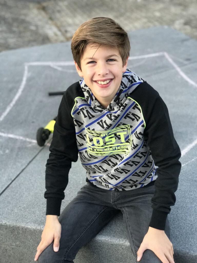 hoodie jongen