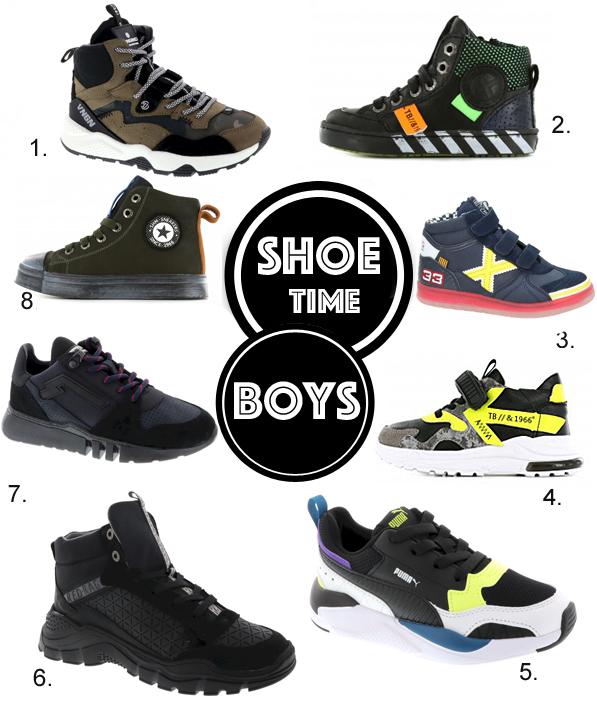 jongensschoenen, goede jongensschoenen, kindersneakers, stoere kinderschoenen, jongensschoenen winter 2020-2021, kinderschoenenblog