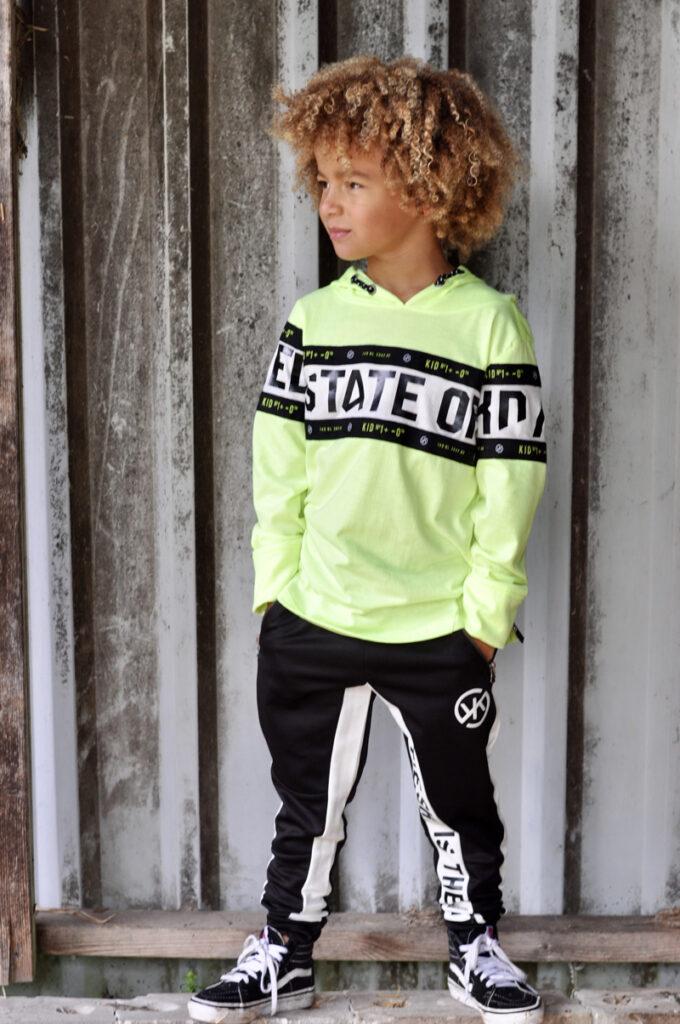kiddo, stoere jogenskleding