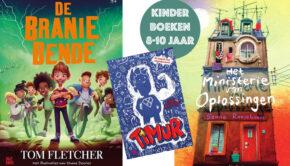 kinderboeken voor 8 tot 10 jaar