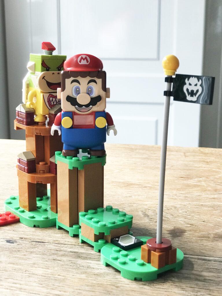 LEGO SUPER MARIO startset, LEGO SUPER MARIO review, speelgoed review, speelgoed van het jaar 2020, jongensspeelgoed, jongenscadeau, cadeau jongen 7 jaar