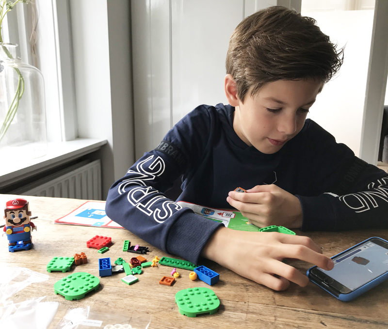 speelgoed review, review lego mario