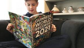 Guinness World Records 2021, Guinness World Records boek, wereldrecord boek, wereldrecords