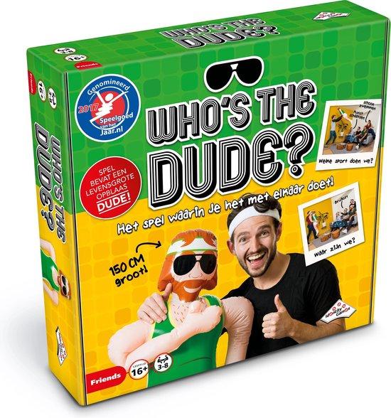 who is the dude spel, escape room spellen, escape room the game, identity games, escape room spellen