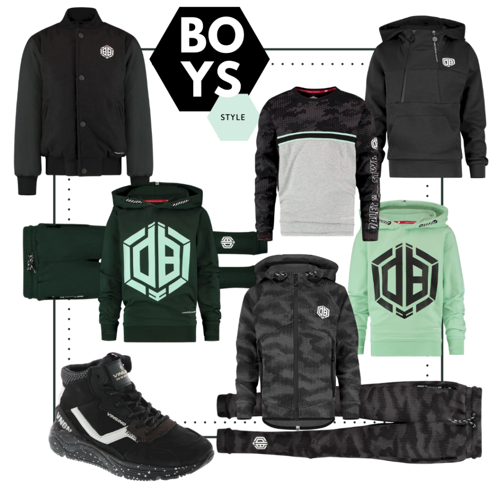 jongenskleding, daily blind kinderkleding, shop the look boys, black friday kortingen, stoere jongenskleding