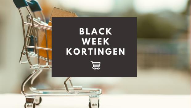 black friday kortingen, black week 2020, black friday kortingscodes