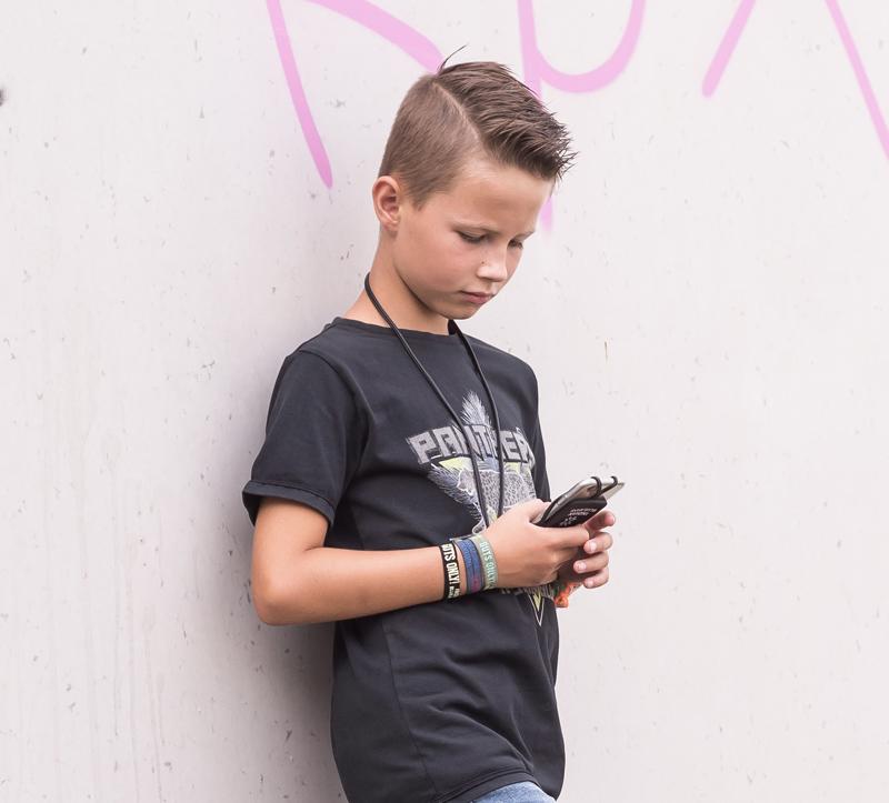 Wanneer geef je je kind een telefoon?