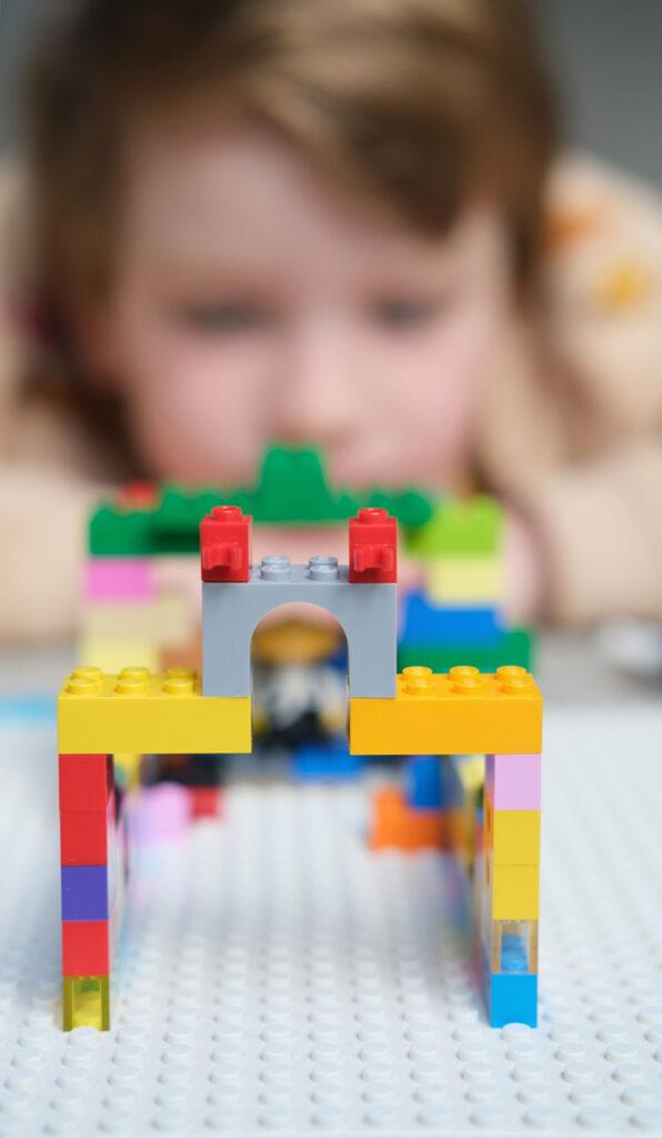 lego, van lego kan je alles maken