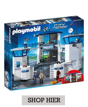 playmobil politie bureau