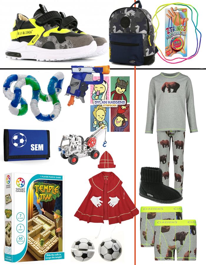 schoencadeautjes, schoencadeau jongen, schoencadeau trend, schoen cadeautjes jongens